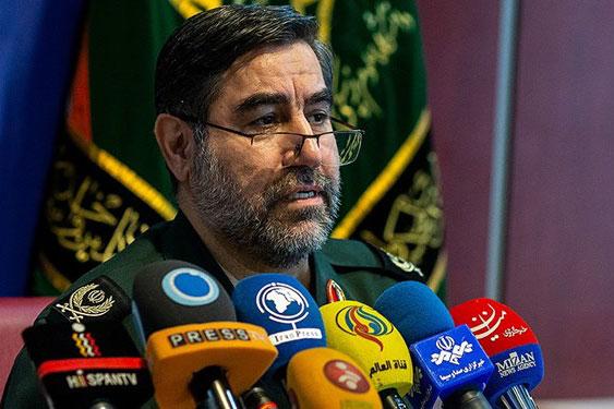 سپاه ۳۱۳ میلیون متر مربع از نقاط پرتردد کشور را گندزدایی کرد