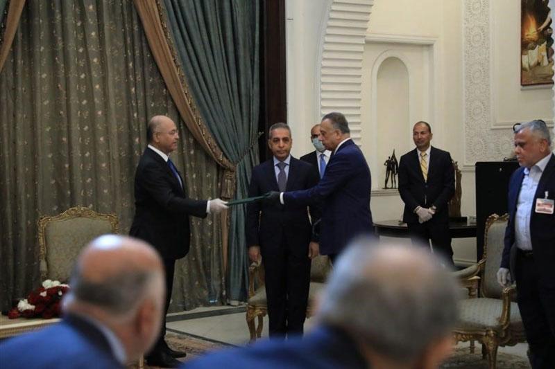 انتخاب الکاظمی شکست مقاومت در عراق نیست