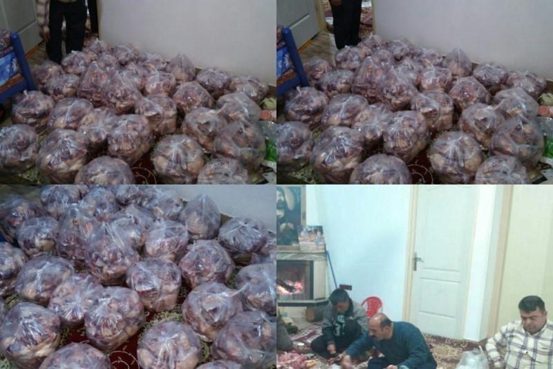 درخشش گروههای جهادی شهرستان نظرآباد در رزمایش همدلی
