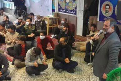 فعالیت گروهای جهادی صاحب الامر (عج) کرج در رزمایش همدلی