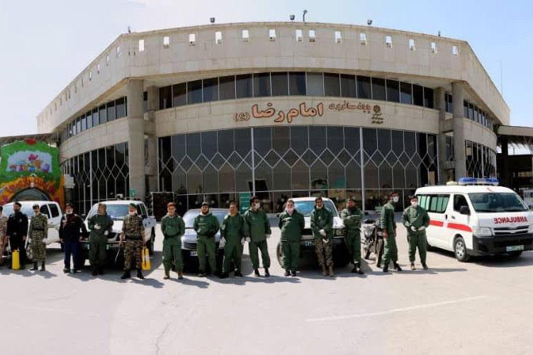 از توزیع 100 هزار بسته بهداشتی تا ضدعفونی اماکن پرخطر مشهد