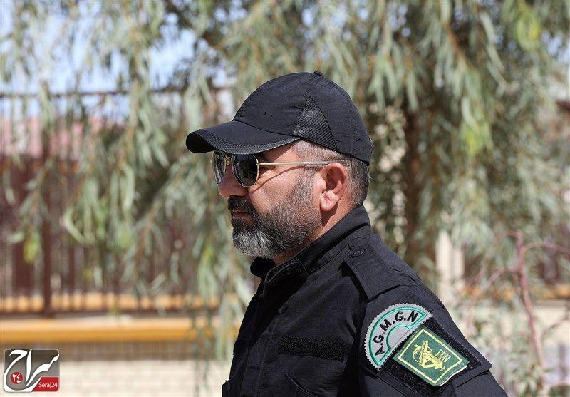 انتصاب سرهنگ محمودی به فرماندهی نیروی ویژه صابرین