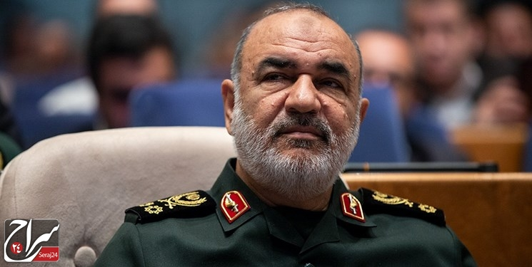سرلشکر سلامی شهادت جمعی از دریادلان ارتش را تبریک و تسلیت گفت