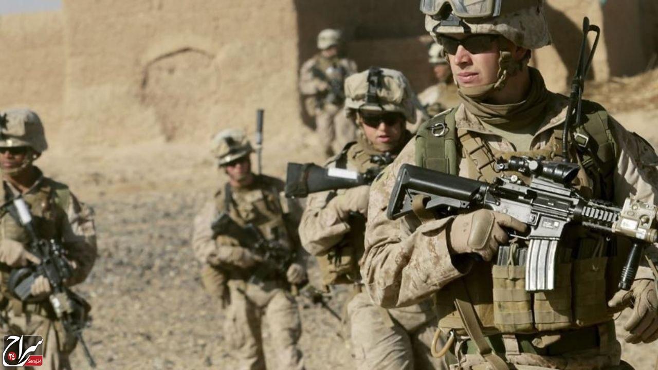 نظامیان آمریکایی به کمک غذایی نیاز دارند