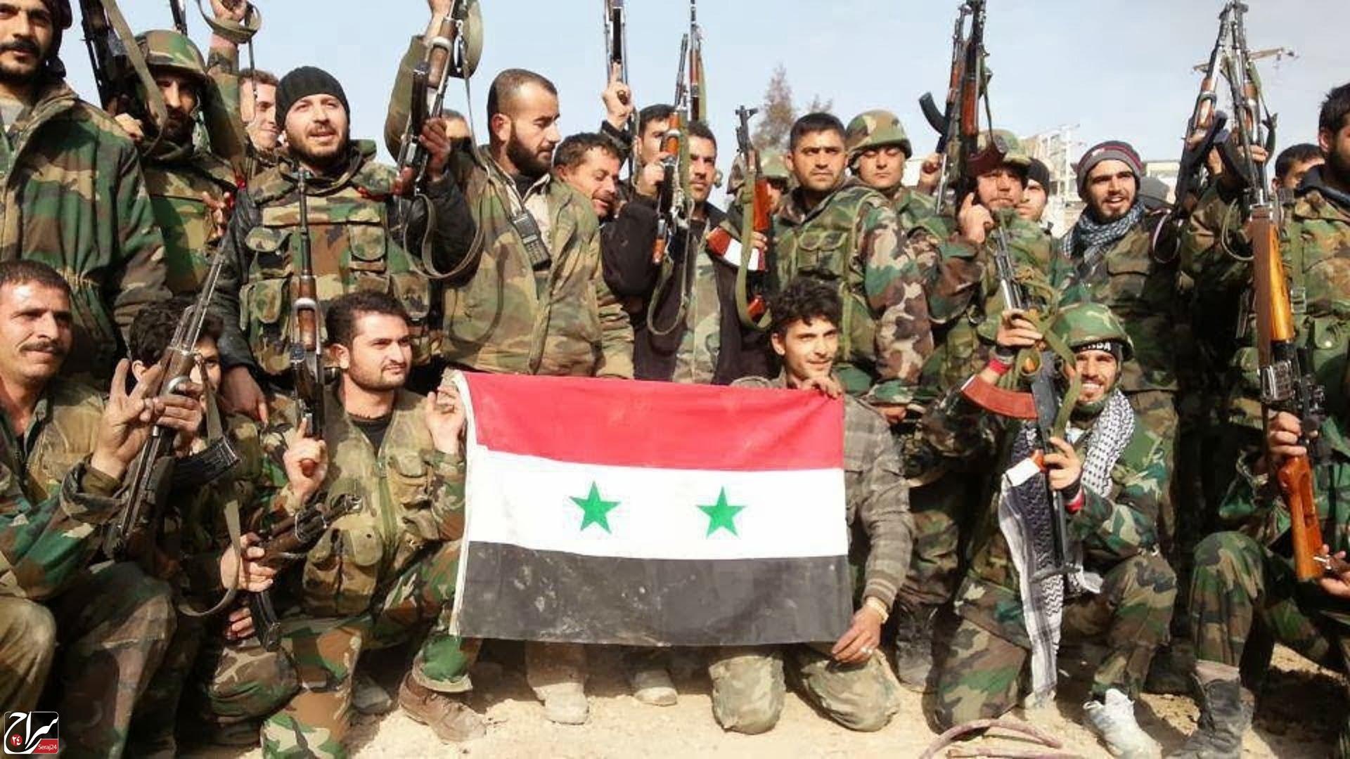 ارتش سوریه یک مقر نظامی در استان حماه را از تروریستها پس گرفت