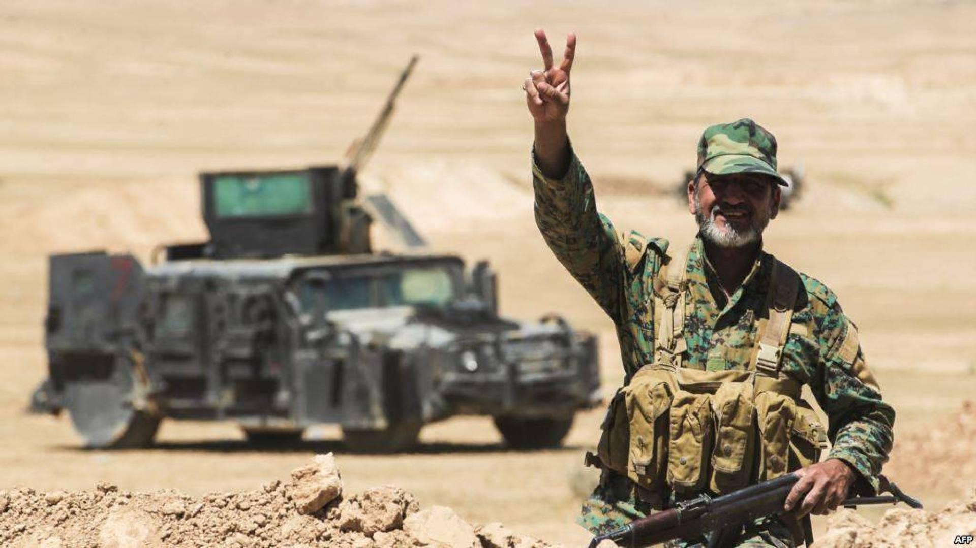 متلاشی شدن خطرناکترین هسته داعش در دیالی/ انهدام مقرهای داعش در صلاح الدین