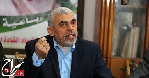 بخشی از صحبت های «یحیی سنوار» رئیس دفتر سیاسی حماس در غزه، در باره شهید سرادر سلیمانی /فیلم