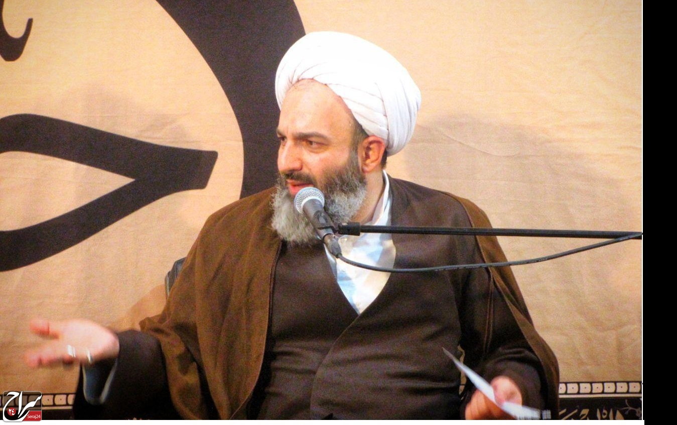 بخشش کریمانه امام حسن (ع) به مرد شامی /فیلم