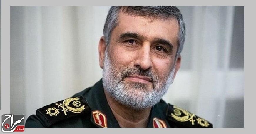 سردار حاجی زاده: بزرگترین جبهه ما امروز جبهه اقتصاد است