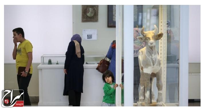بازدید از موزه ملی ایران نوبتبندی شد/اول پروتکلها را بخوانید بعد به موزه بروید