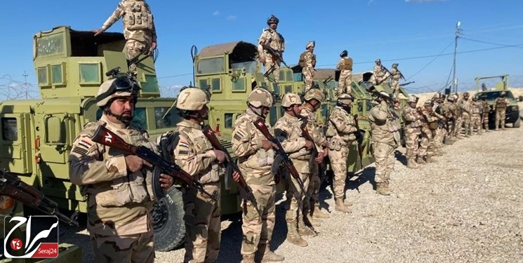ارتش عراق: تروریستهای داعش یا تسلیم شوند یا کشته میشوند