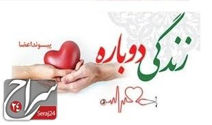 وضعیت اهدای عضو در ایران