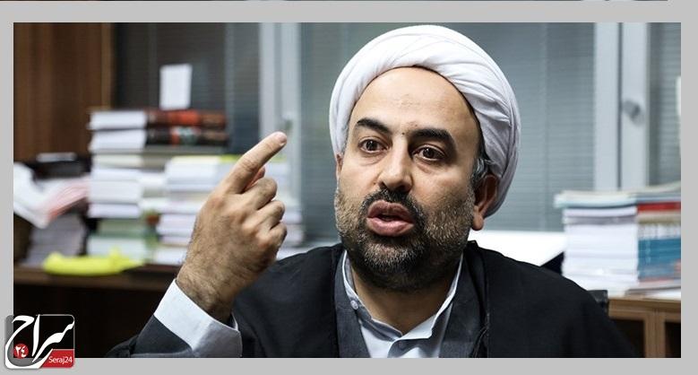 زائری: از مجری شدن روحانیون دفاع می کنم