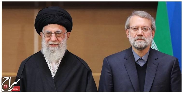 انتصاب علی لاریجانی به مشاورت رهبری و عضویت در مجمع تشخیص مصلحت نظام +متن پیام