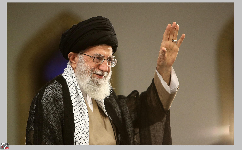 امام خامنهای و مسئله سیاه پوستان آمریکا /فیلم