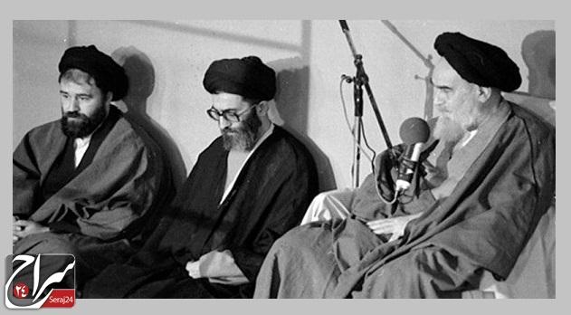 انتصاب  «آیتالله خامنهای» بهجای امام (ره) برای ما مایه آرامش شد