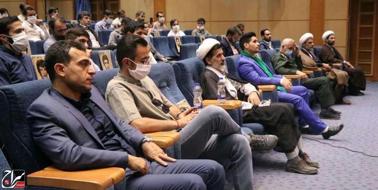 """فعالان پویش ملی """"علییاوران"""" در استان همدان تقدیر شدند /گزارش تصویری"""