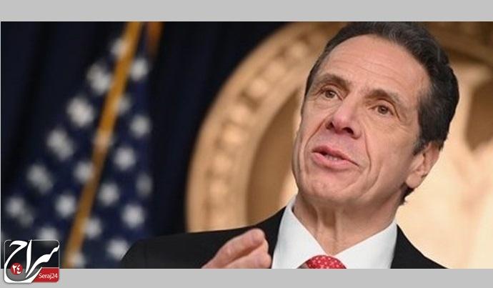 حمایت  اندرو کوئومو فرماندار نیویورک از اعتراضات  مردم آمریکا /فیلم