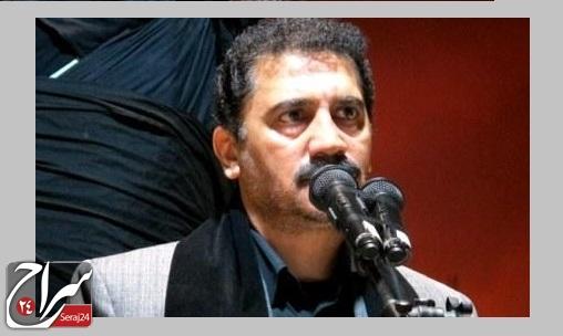 نوحه معروف حاج حسین فخری در سال٦٨