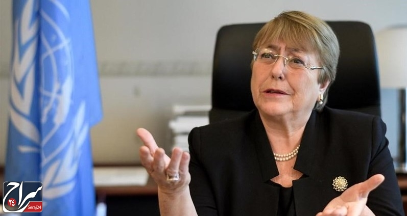 """کمیسر عالی حقوق بشر سازمان ملل خطاب به آمریکا: به خشونت و """"نژادپرستی ساختاری"""" پایان دهید"""