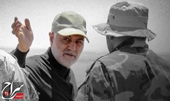 سخنرانی شهید سلیمانی در مورد رهبر معظم انقلاب /فیلم