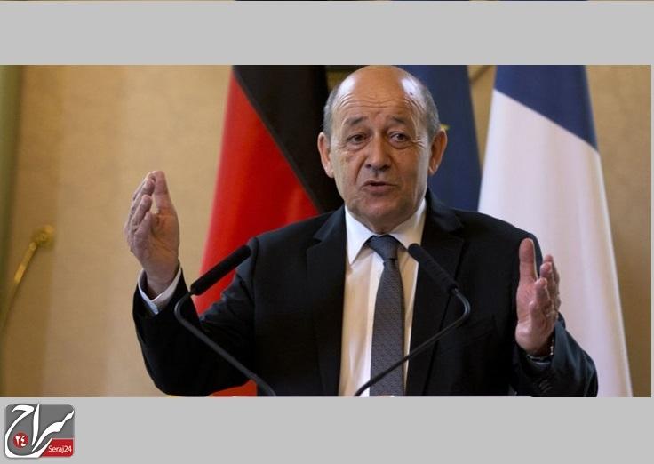 فرانسه باز هم در مسائل امنیت داخلی ایران دخالت کرد