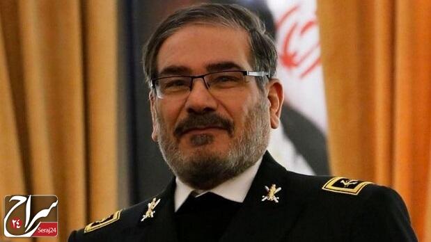 شمخانی: التماس ترامپ برای مذاکره ناشی از گرفتار شدن در اقتدار ایران است