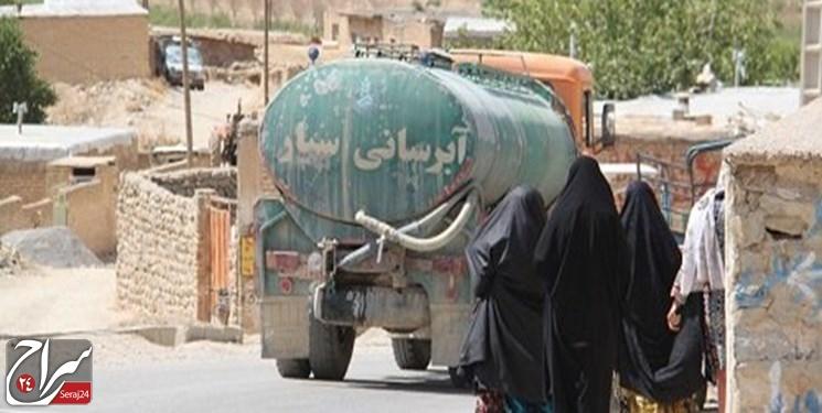 آبرسانی به روستاهای غیزانیه براساس نوبتبندی انجام میشود