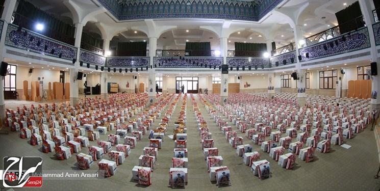 کمک مومنانه| از اهدای 1000 بسته معیشتی از سوی هلال احمر گیلان تا توزیع 13 هزار غذای گرم میان نیازمندان