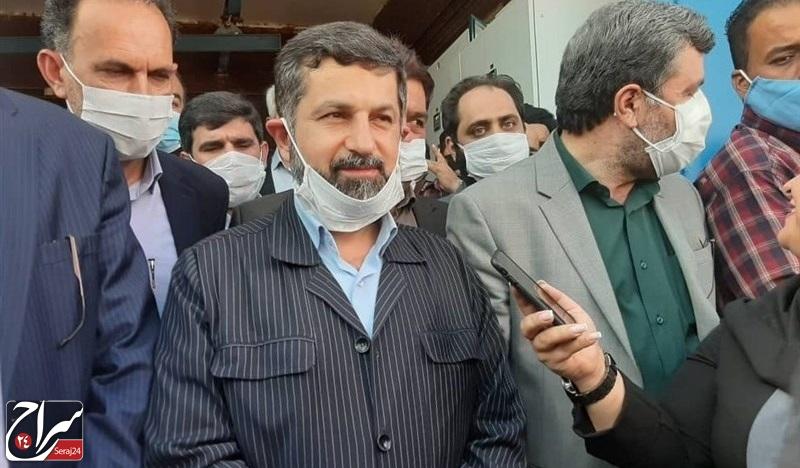 فاز نخست پروژه آبرسانی غیزانیه افتتاح شد / استاندار خوزستان: آب به ۳۳ روستا رسید