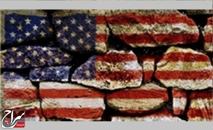 بیانات مقام معظم رهبری در مورد وضعیت آمریکا /محکوم به افول /فیلم