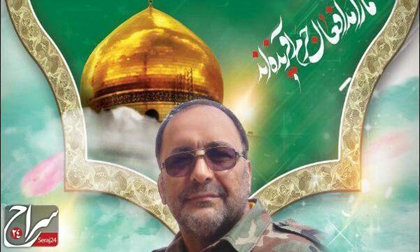 دومین مراسم بزرگداشت شهید مدافع حرم «شاهرخ داییپور» برگزار میشود