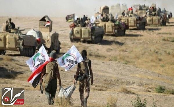 «حشد شعبی» یورش داعش به استان «صلاح الدین» عراق را ناکام گذاشت