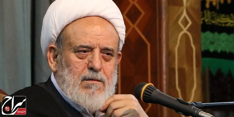پاسخ حجتالاسلام انصاریان به سروش/ آرزویم روضهخوانی برای امام حسین است