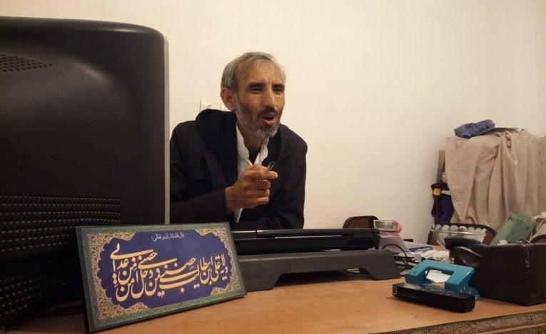 برادران افغانستانی پای رکاب رهبر انقلاب