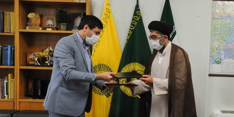 همکاری  سازمان کتابخانه های آستان قدس رضوی با خراسان شمالی