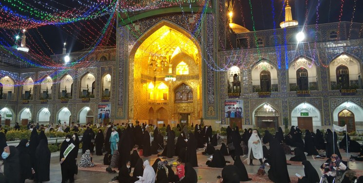 برگزاری جشن میلاد امام رئوف با سیمایی متفاوت به دلیل شیوع کرونا