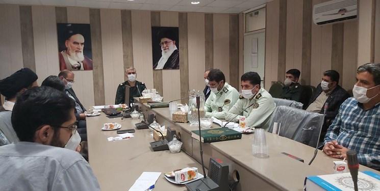 اجرای ویژه برنامه های هفته عفاف و حجاب در ورامین