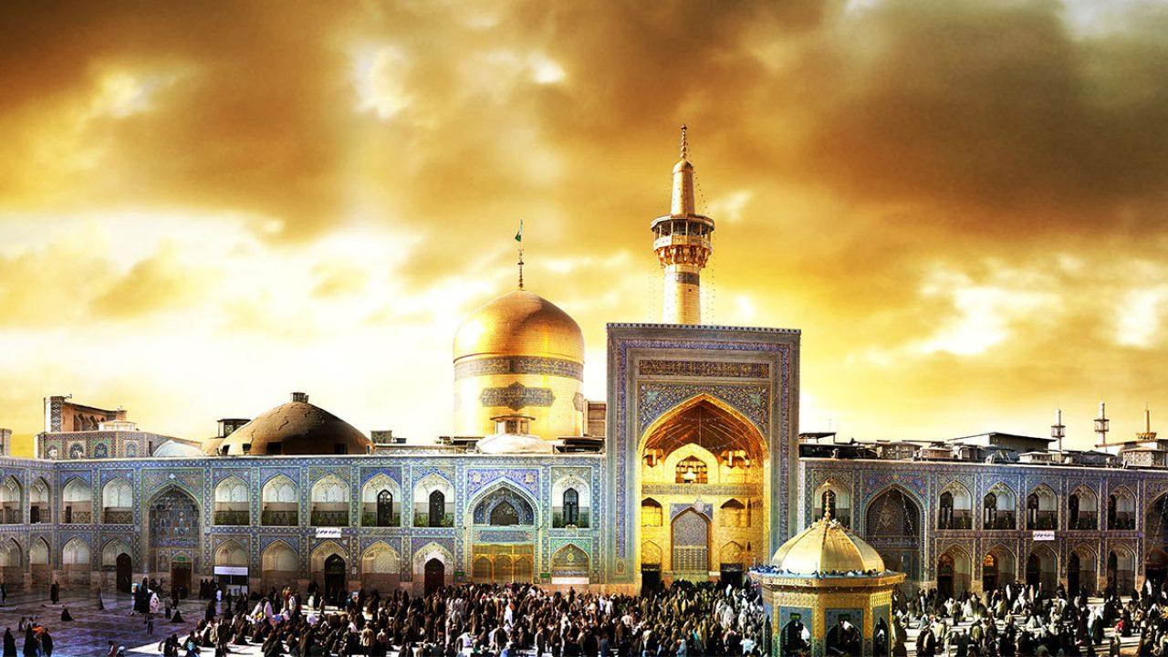 ایران سرزمین ارادتمندان به ساحت مقدس امام خوبیهاست