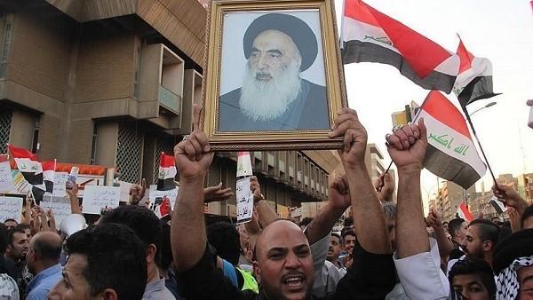 پیشرفت عراق در گروی پیروی از دستورات آیتالله سیستانی