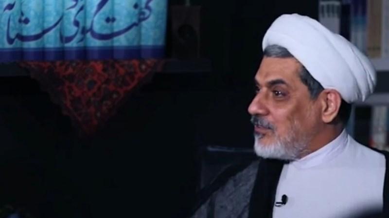 بجث دوستانه حجتالاسلام رفیعی با جوانان: نباید همۀ تقصیرها را پای حوزه و روحانیت نوشت