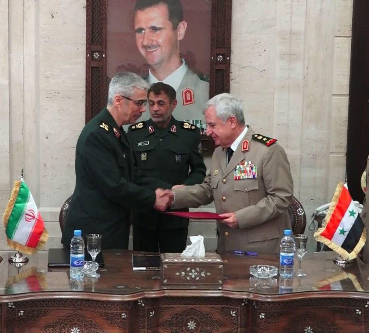 توافق نظامی دمشق-تهران و تغییر قواعد بازی در حریم هوایی سوریه