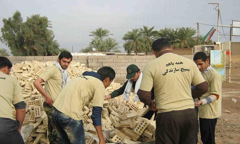 «سنگرسازان بیسنگر» نمادی از سیرت زلال انقلاب اسلامی