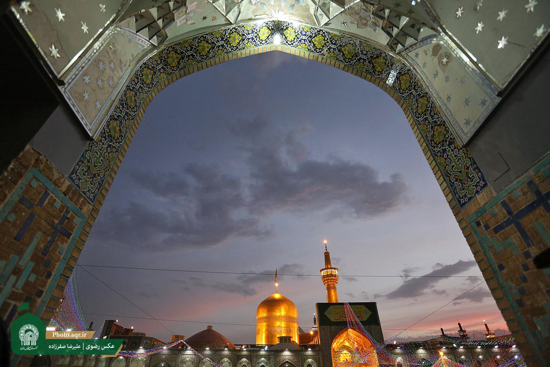 برپایی نمایشگاه شهدای مسجد گوهرشاد در حرم مطهر رضوی