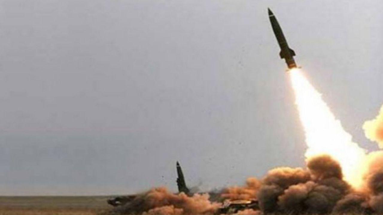 حمله موشکی نیروهای یمنی به عربستان