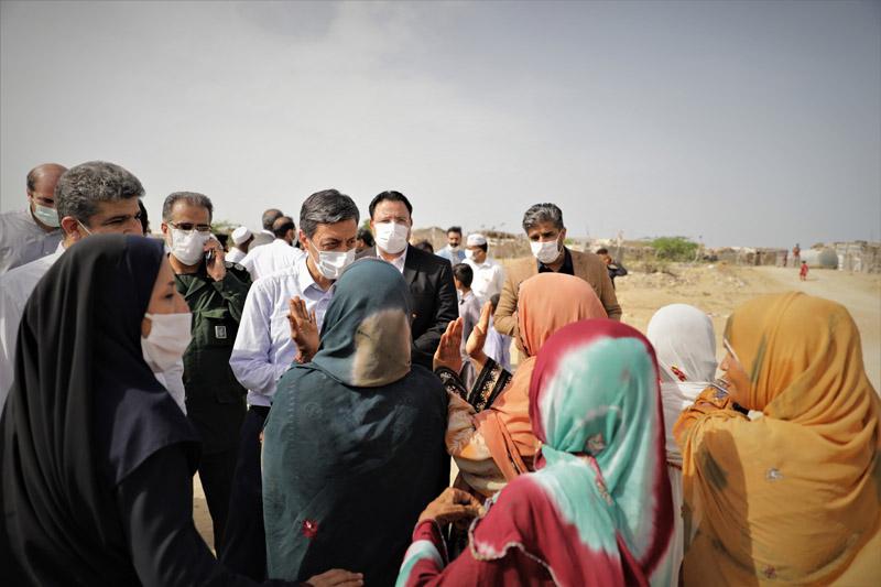 کمک نقدی دوباره بنیاد مستضعفان به سیستان و بلوچستان