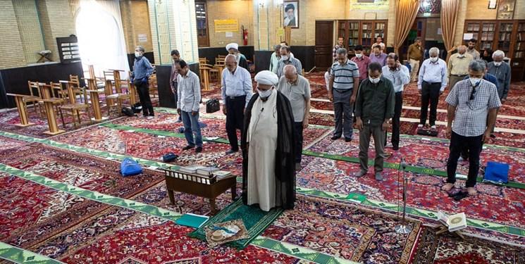بلاتکلیفی مساجد برای  برگزاری  نماز جماعت