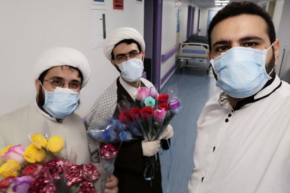 طلاب و هیئتیهای استان کرمان برای کمک به مدافعان سلامت  آماده اند.