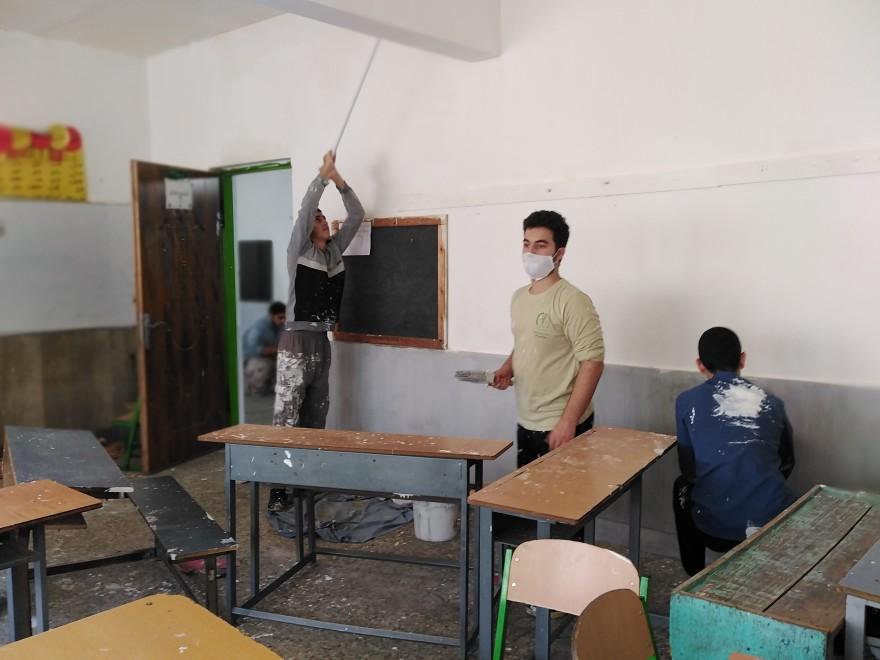 آغاز طرح هجرت  برای نوسازی مدارس