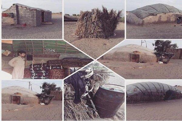 خدمت رسانی جهادگران به روستا نشینان چاه دشت